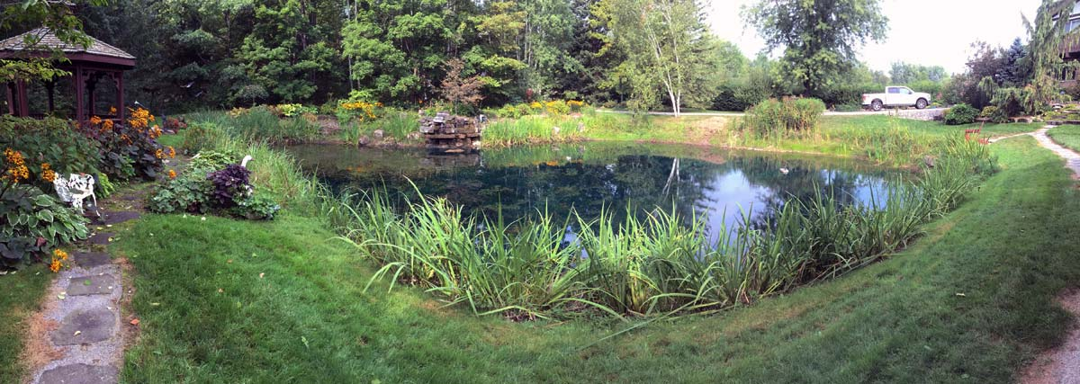 pond assessment & consulting services Hydrosphere