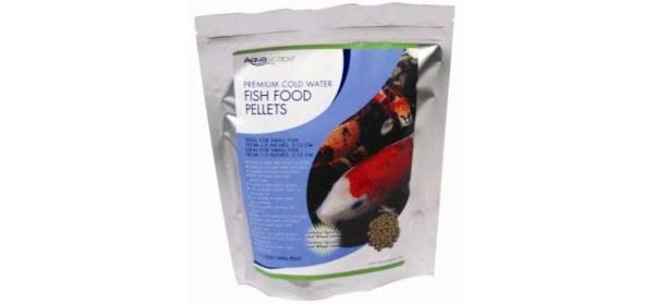 premium cold water fish food Aquascape