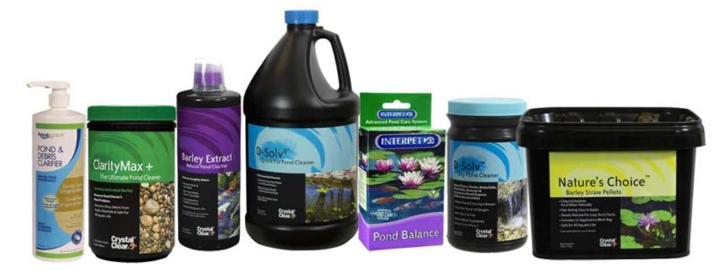 pond algae control products