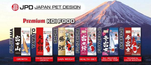 JPD premiuim koi food