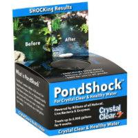CrystalClear Pondshock