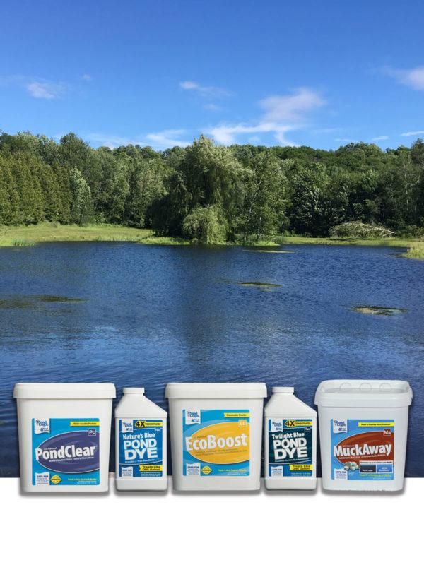 Large Pond Treatment Program