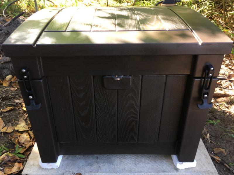 Rocking Piston Aeration System Cabinet