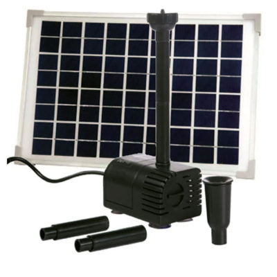 PondMax 360 GPH Solar Pond Pump Kit