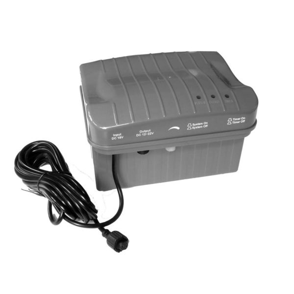 POndMax Battery Backup for Solar Pond Pump